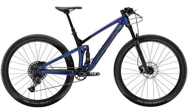 Trek Top Fuel 8 bike