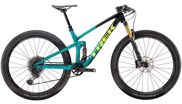 Trek Top Fuel 9.9 bike