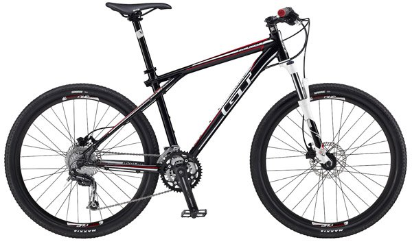 2012 GT All Mountain - Hard Tails HT MTB 26 M AVALANCHE 2.0  BLACK Global