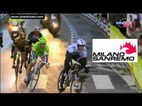 Video thumbnail for youtube video Team MTN-Qhubeka WINS Milan-San Remo!