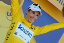 Seeing SA's Daryl Impey in yellow at the end of Stage 6 will be a moment South Africa and the world will never forget.