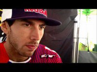 Video thumbnail for youtube video Interview with Gee Atherton before DH Worlds Final