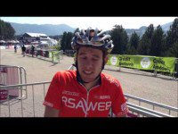 "Video thumbnail for youtube video RENAY'S BLOG: Andorra World Cup ""The hardest thing I've ever done.."""