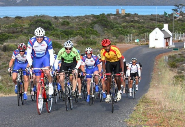 Lagoon Cycle Challenge