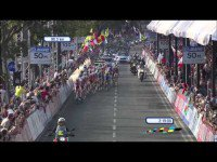 Video thumbnail for youtube video Elite Women Road Race Highlights - 2013 UCI Road World Championships