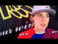 Video thumbnail for youtube video Exclusive: Rachel Atherton Before Her Winning DH World Champs Run