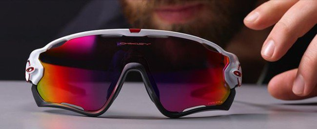 new oakley cycling sunglasses  for those that remember, oakley got its start in the mid '70s with goggles and grips for motocross and bmx. the company's first sunglasses, the eyeshade,