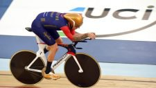Wiggins turned the 58x14 gear at an approximate average of 105-106rpm. Photo: Graham Watson/ uci.ch