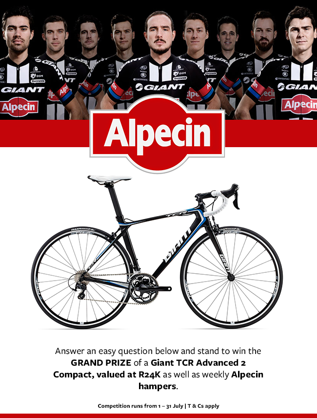 Win With Alpecin & Bicycling | Week 4 - Bicycling