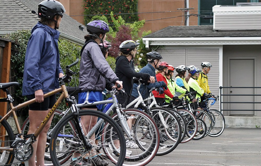 Adult Learn to Ride | Washington Area Bicyclist Association