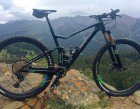 Scott's redesigned Spark pushes the XC FS design closer to a true trail bike. Joe Lindsey