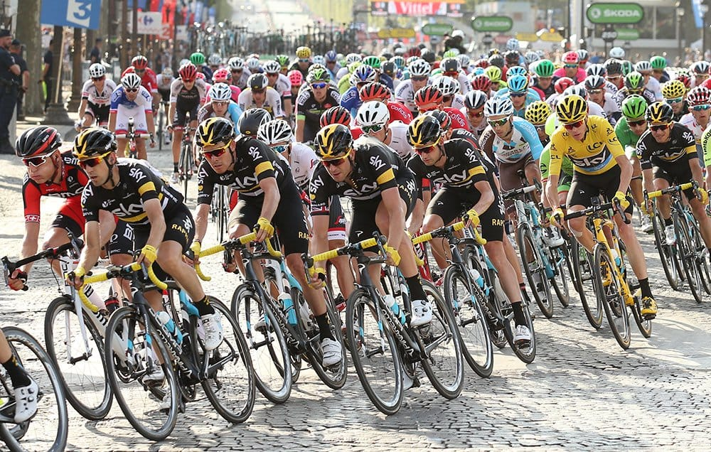 Are Cycling Tours Races