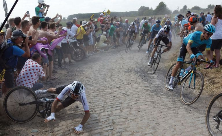 crash tour de france
