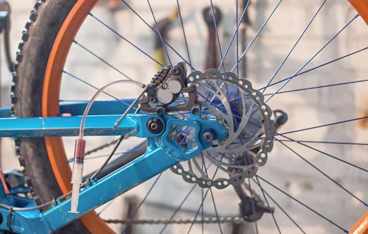 Your Go-To Guide To Disc Brakes For Bikes - Bicycling