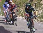 Cycling: 100th Tour of Italy 2017 / Stage 9 Nairo QUINTANA (COL)/ Thibaut PINOT (FRA)/ Vincenzo NIBALI (ITA)/  Montenero Di Bisaccia - Blockhaus 1665m (149km) / Giro /  © Tim De Waele