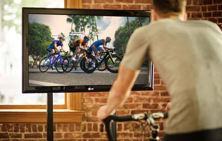 Everything You Need to Get Started With Zwift - Bicycling