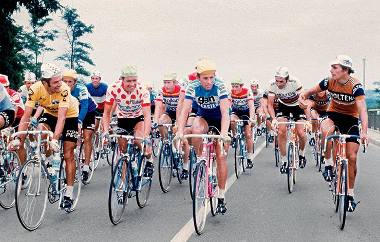 66d8a66db The Rich History of the Cycling Jersey - Bicycling