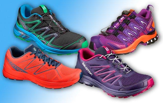 6 Best Deals On Salomon Shoes!