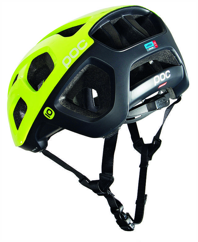 457eda3ad50 POC helmets have a reputation for high safety standards. While the unique  aesthetic may not be to everybody's taste, few can dispute its presence.