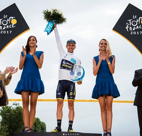 No More Podium Girls At The Tour De France Bicycling