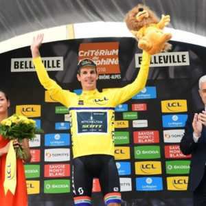 Critérium du Dauphiné impey
