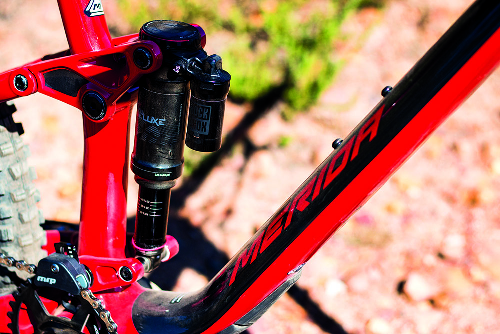 Test-Ride: Merida ONE SIXTY 5000