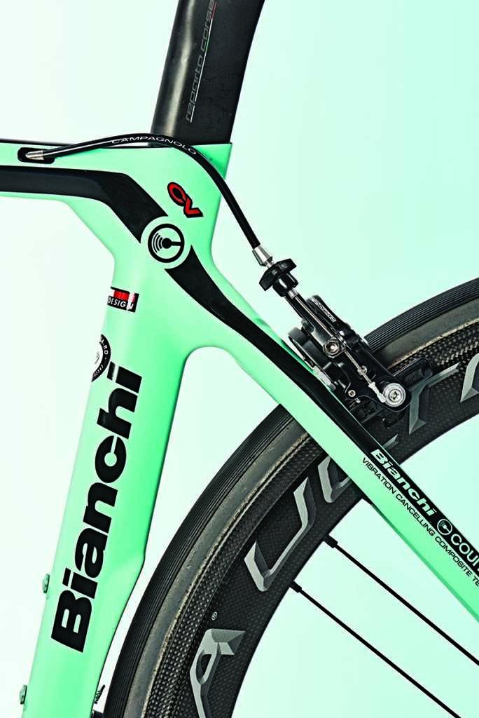 Bianchi Oltre XR4 Campagnolo Super Recordroad bikes