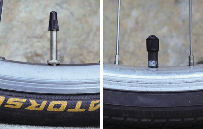 The Definitive Guide To Pumping Your Bike Tyres