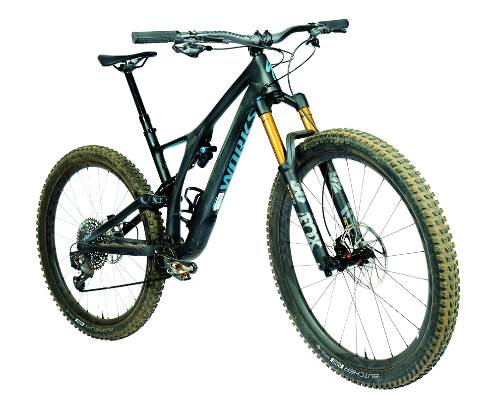 FIRST LOOK: 2019 Specialized Stumpjumper - Bicycling