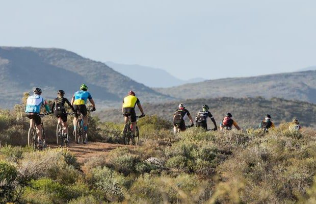 The Ride2Nowhere is not just another stage race