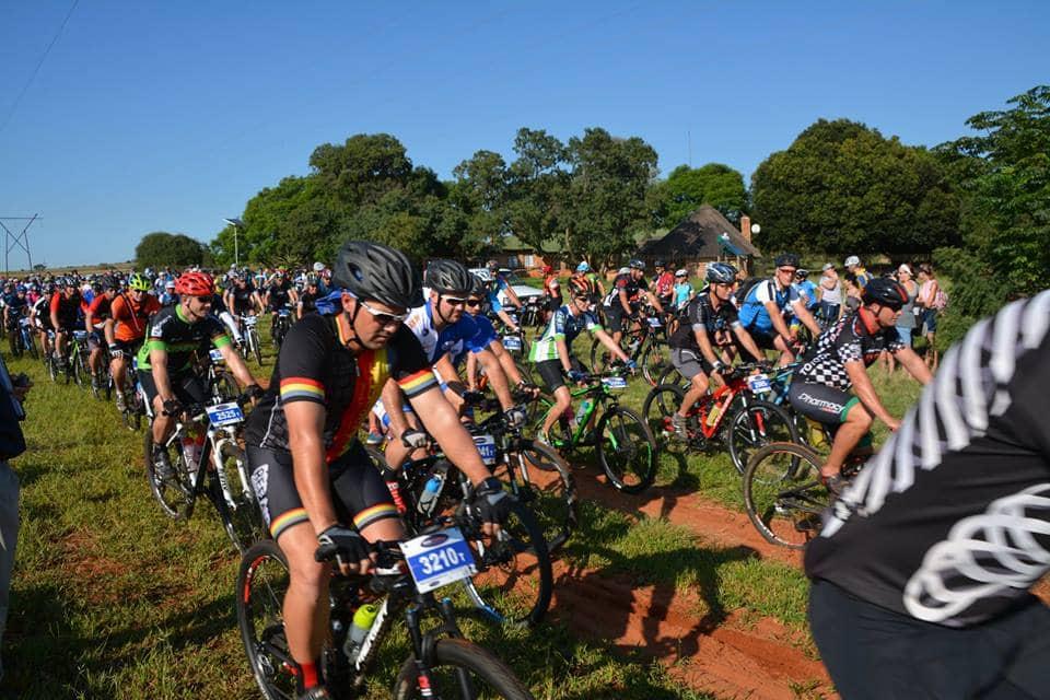CROSSing Boundaries MTB Race