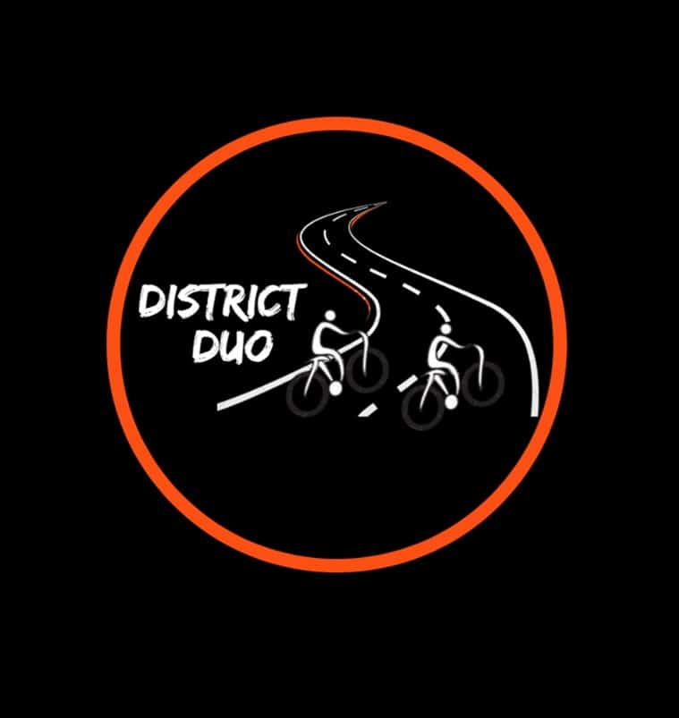 District Duo Cycle race