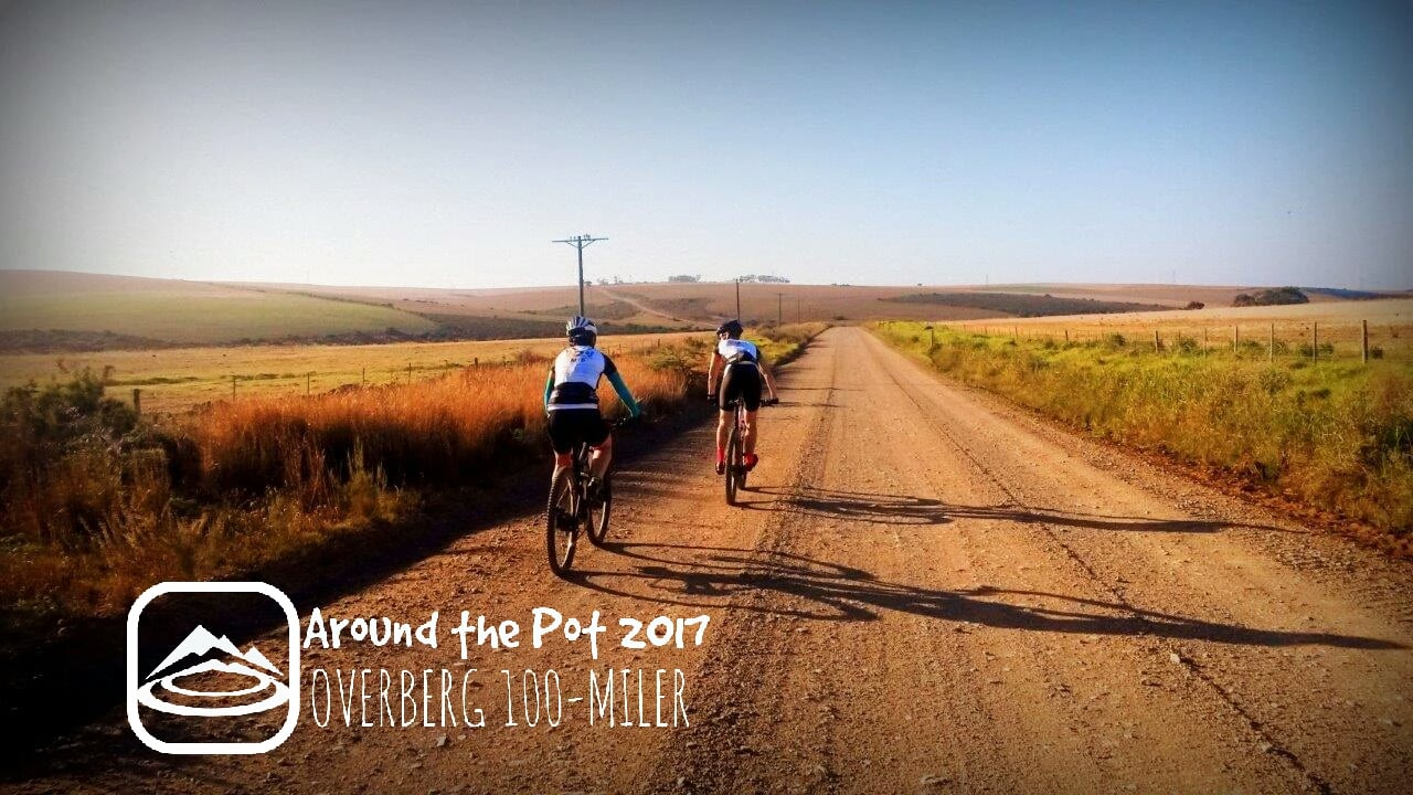 Around the pot 100 miler