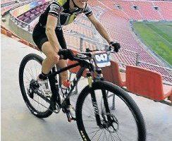 Nelson Mandela Bay Stadium MTB race