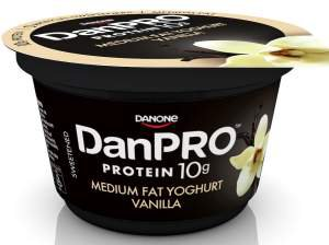 DanPro Spoonable yogurt