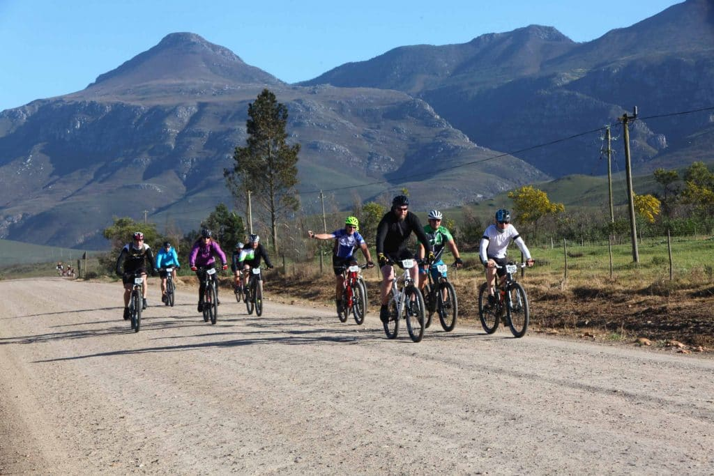 The Greyton Pie Run MTB