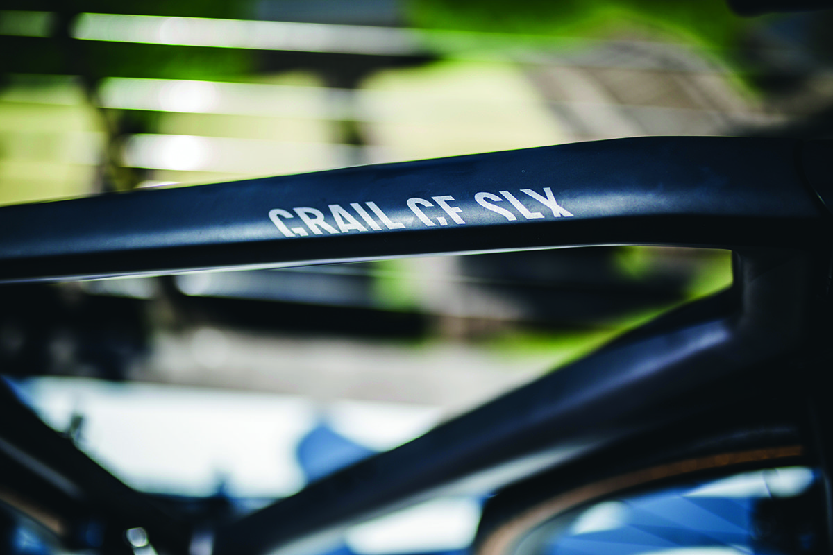 Canyon Grail SF SLX DI2