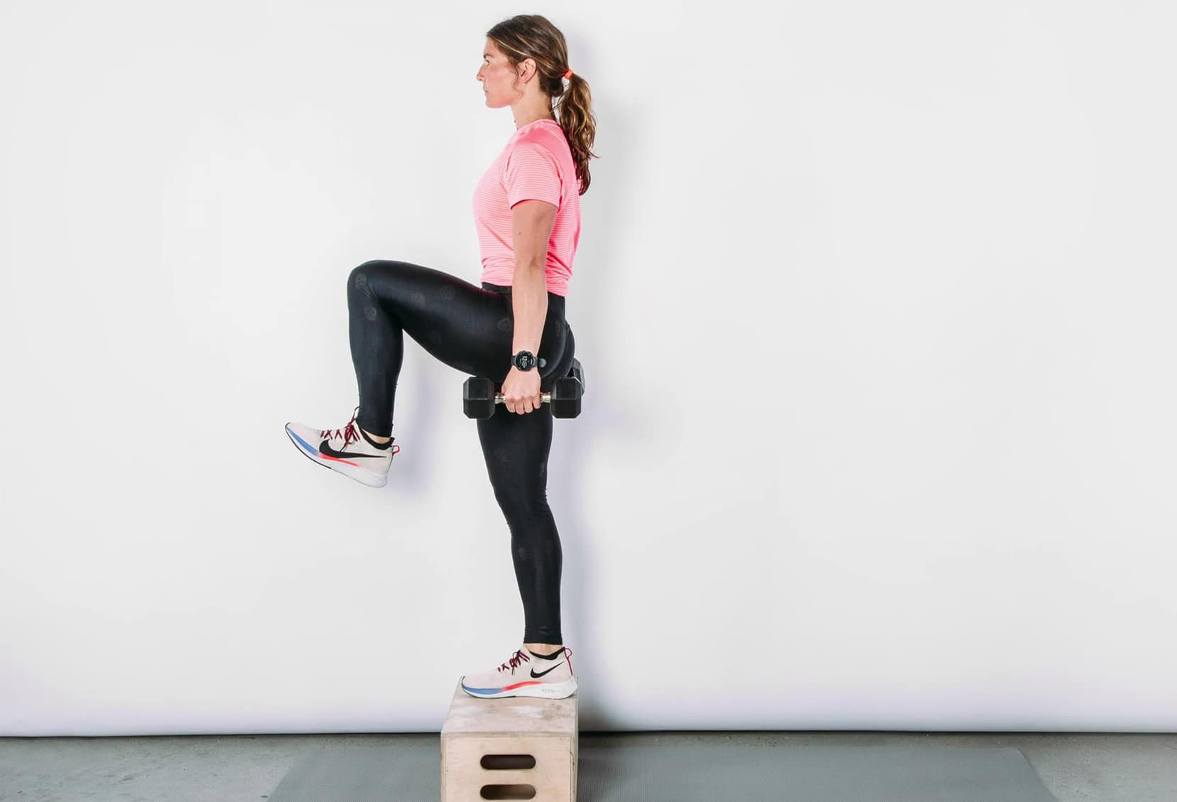 The 6-Move Dumbbell Workout To Get Faster