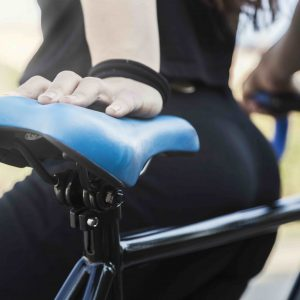 Saddle sores are the least of womens' bike blues