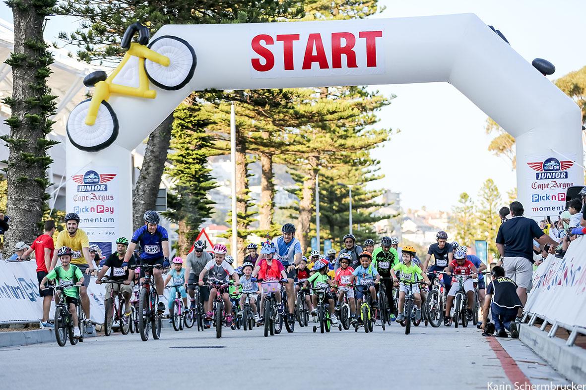 Cape Town Cycle Tour Junior