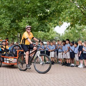 1800km charity ride for curro
